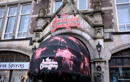 The Amsterdam Dungeon Image