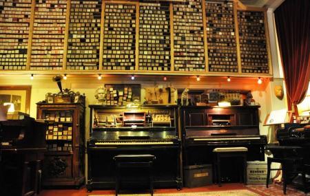 Pianola Museum Image