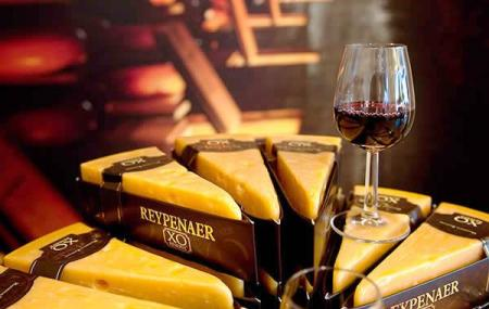 Reypenaer Cheese Tasting Room Image