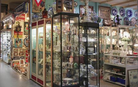 Antiekcentrum Amsterdam Image