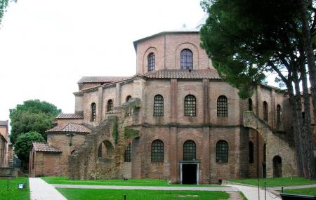 Basilica San Vitale Image