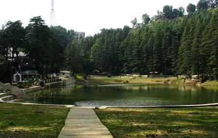 Dal Lake Image