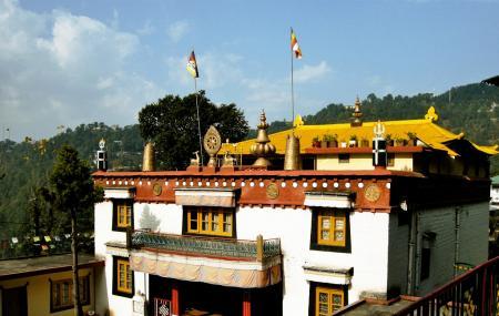 Dip Tse Chok Ling Gompa Image