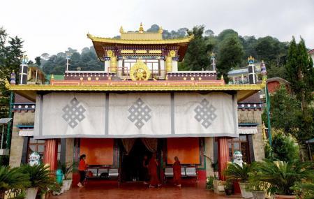 Nechung Monastery Image