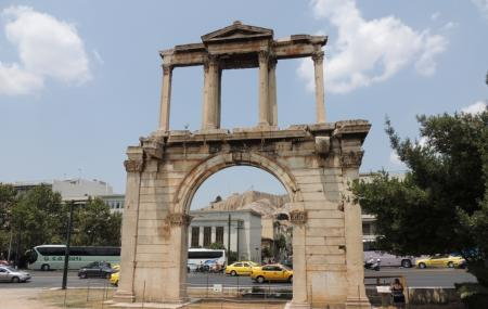 Arch Of Hadrian Image