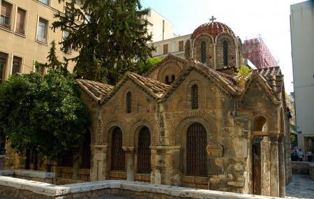 Church Of Panagia Kapnikarea Image