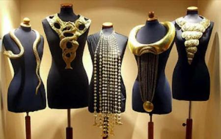 Ilias Lalaounis Jewellery Museum Image
