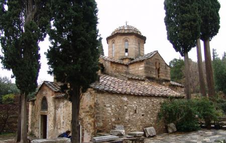 Kaisariani Monastery Image