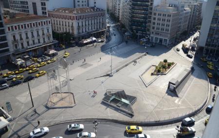 Omonoia Square Image
