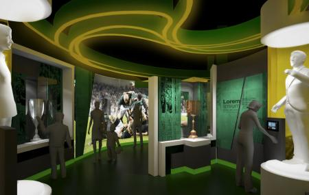 The Springbok Experience Rugby Museum Image