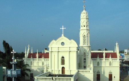 St Xavier Church Image