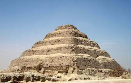 Step Pyramid Of Zoser Image