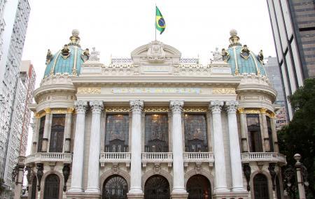 Theatro Municipal Do Rio De Janeiro Image
