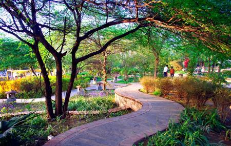 Garden Of Five Senses Image
