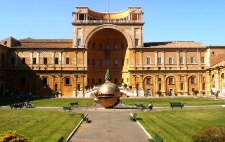 Vatican Museums Image