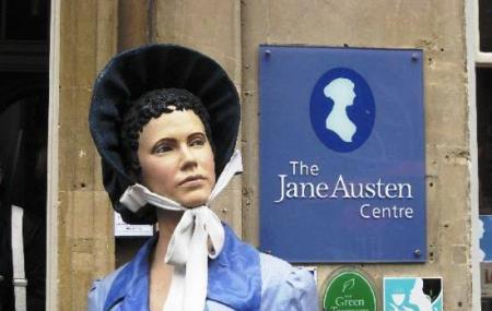 Jane Austen Centre Image