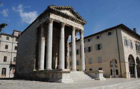 Temple Of Augustus Image