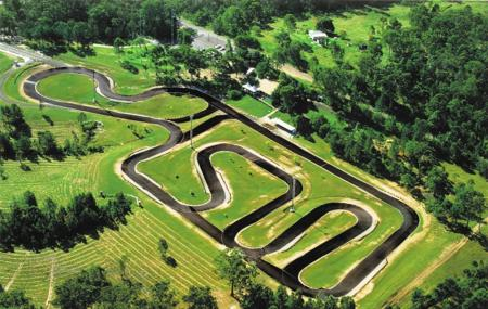 Hervey Bay Go Kart Track And Water Slide Image