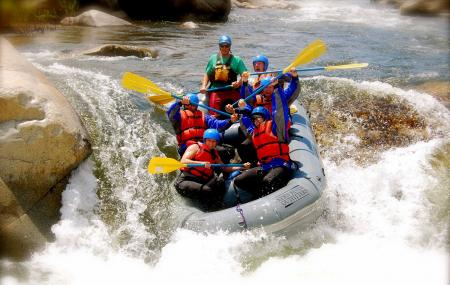Appalachian Outdoors Whitewater Rafting Image