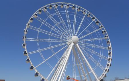 The Great Smoky Mountain Wheel Image