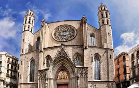 Basílica De Santa Maria Del Pi Image