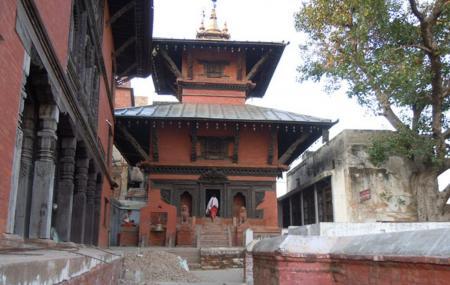 Nepali Temple Image