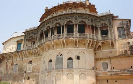 Ramnagar Fort Image