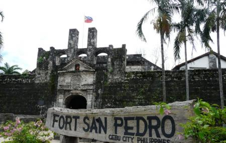 Fort San Pedro, Cebu City | Ticket Price | Timings | Address: TripHobo