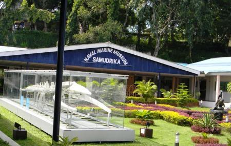 Samudrika Marine Museum Image