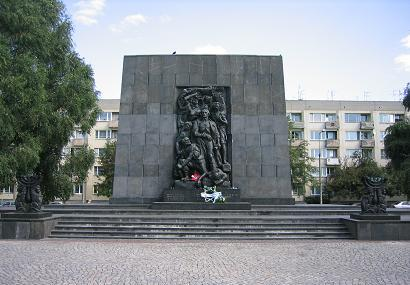 Jewish Ghetto Memorial Image