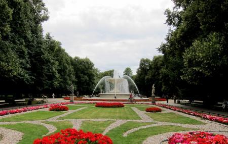 Saxon Garden Image