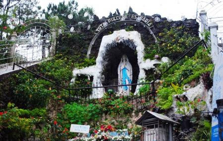 Our Lady Of Lourdes Grotto Image