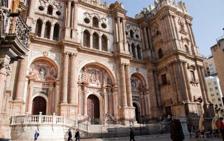 Malaga Cathedral Image