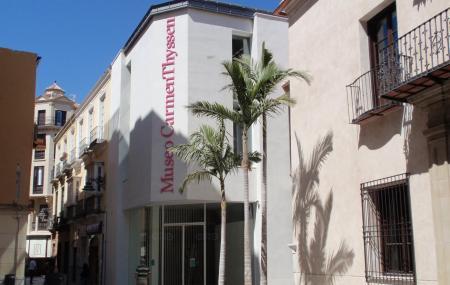 Museo Carmen Thyssen Malaga Image