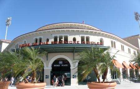 Ed Smith Stadium Image