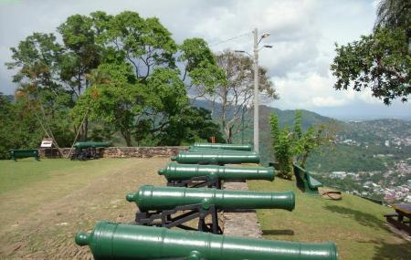 Fort George, Port Of Spain