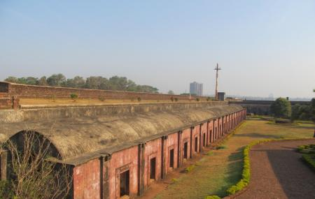 St. Angelos Fort Image