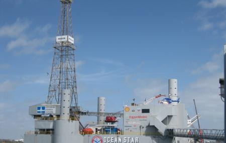 Ocean Star Offshore Drilling Rig And Museum Image