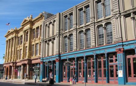 Historic Strand District Galveston Image