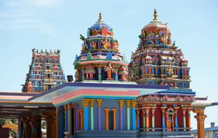Shri Shiva Subramaniya Temple, Nadi