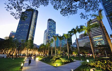Ayala Triangle Gardens, Makati City