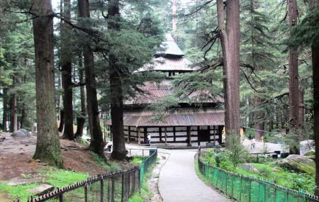 Hadimba Temple Image
