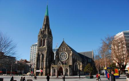 Cathedral Square Image