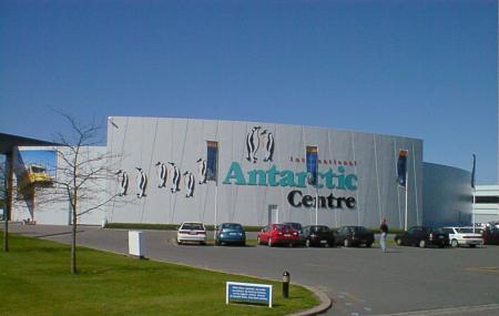 International Antarctic Centre Image