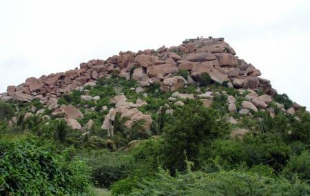 Matunga Hill, Hampi