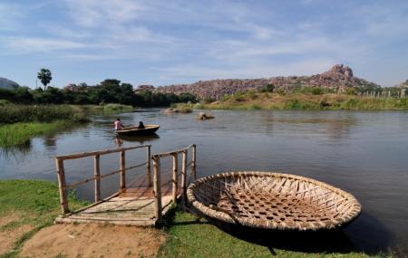 Tungabhadra River Image