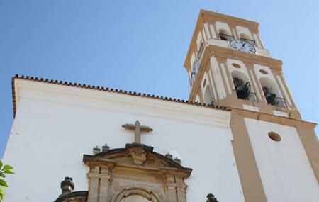 Church Of The Incarnation Or Iglesia Mayor De La Encarnacion Image
