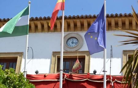 Casa Consistorial De Marbella Or Ayuntamiento De Marbella Image