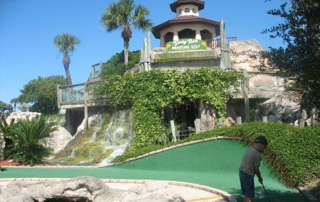 Fiesta Falls Miniature Golf Image