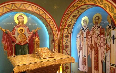 St. Photios Greek Orthodox National Shrine Image